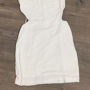 bebe Dresses - Bebe xs bodycon cut out side dress